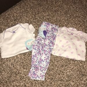 Carter's 3 Piece Outfit